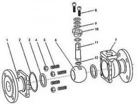 如何进行球阀安装及维修