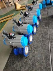 气动球阀技术及应用